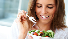 women and healthy living